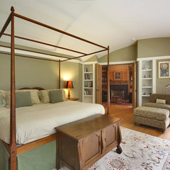 traditional bedroom by Callaway Wyeth