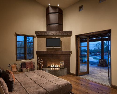 Save email for Master bedroom corner fireplace