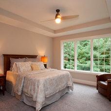 Traditional Bedroom by Jim Kuiken Design