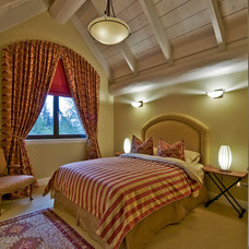 Traditional Bedroom by Debbie Evans Interior Design