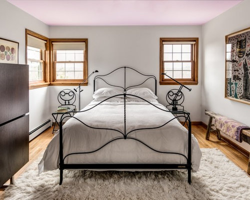 Wrought Iron Beds Home Design Ideas, Pictures, Remodel And