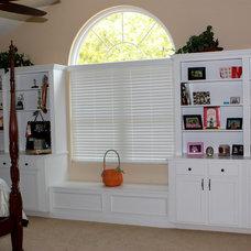 Craftsman Bedroom by JR Muehling Construction