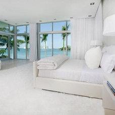 Modern Bedroom White House