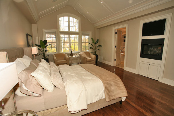 Contemporary Bedroom by Foremost Construction Inc