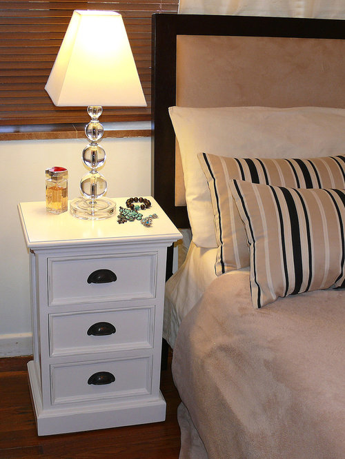 Modern Mahogany Bedroom Furniture: White Painted Mahogany Furniture