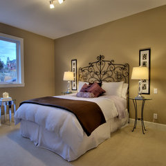 traditional bedroom by Laura Davis Designs