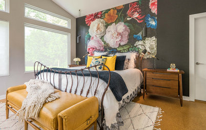 6 Reasons Floral Patterns Will Make You Happier in Your Home