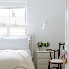 Beach Style Bedroom by Whitstable Island Interiors
