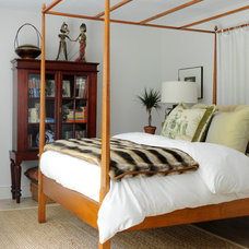 Transitional Bedroom by TR Building & Remodeling Inc.