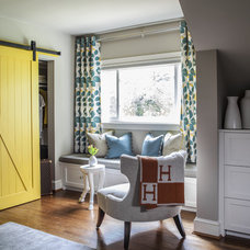 Transitional Bedroom by Four Brothers LLC