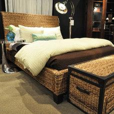 Tropical Bedroom by Zin Home