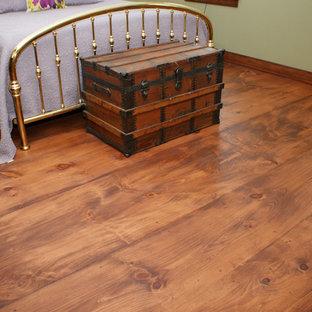 Wide Plank Pine Floors - Chepachet, Rhode Island