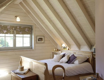 Wild Cherry - New England Style Eco Timber House