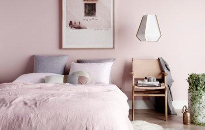 Cómo decorar el dormitorio con colores pastel… sin ser cursi