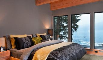 Wild Oceanside Home