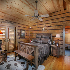 Rustic Bedroom Wild Turkey Lodge Bedrooms