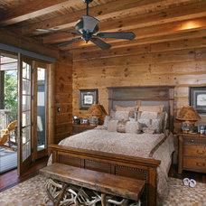 Rustic Bedroom Wild Turkey Lodge Bedrooms