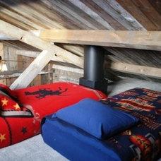 Bedroom by Legends West Reclaimed Lumber