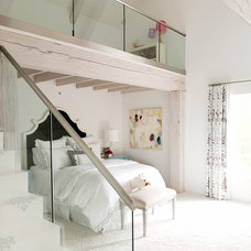 Transitional Bedroom by Thompson Custom Homes