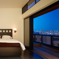 Contemporary Bedroom by Melander Architects, Inc.
