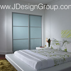 Modern Bedroom by J Design Group - Interior Designers Miami - Modern