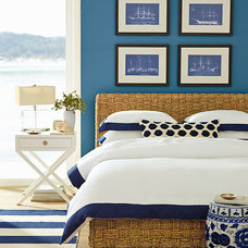 Contemporary Bedroom by Williams-Sonoma Home