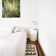Modern Bedroom by Leonora Mahle, LLC