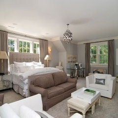 traditional bedroom by suzanne pignato
