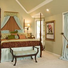 Eclectic Bedroom by Get Back JoJo
