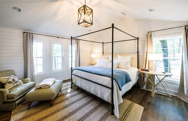 Farmhouse Bedroom by Holland Homes LLC