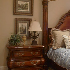 Traditional Bedroom by Perkins Design Group