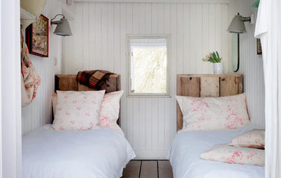 How to Warm Up a Bedroom With Wood