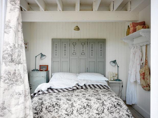 Charmante Wohnideen Fürs Schlafzimmer Im Romantischen Vintage Look