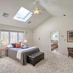 Nandina Terrace Contemporary Bedroom Orlando By