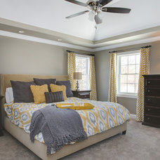 Traditional Bedroom by Redstart Construction Inc.