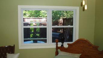 Window and trim