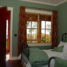 Mediterranean Bedroom by Pollin's of Napa