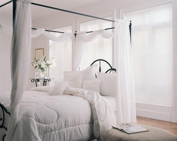 Traditional Bedroom by Lisa Scheff Designs