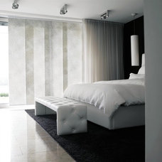 Modern Bedroom by Georgia Blinds & Interiors