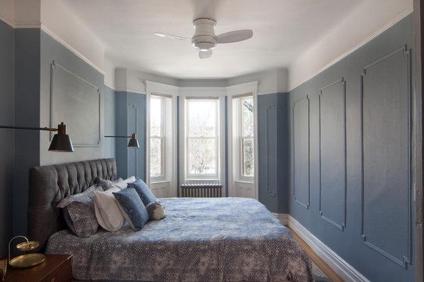 Классический Спальня by Garrison Foundry Architecture + Decor