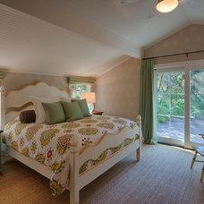 Farmhouse Bedroom by JMA (Jim Murphy and Associates)