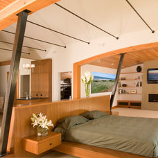 Contemporary Bedroom by Terry Architects