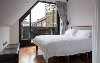 Houzz Tour: A Tiny London Home Has an Astonishing Makeover