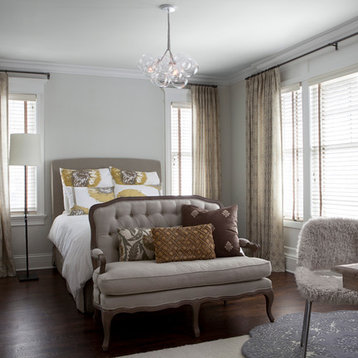 Chicago Bedroom Design Ideas Remodels Photos With Blue