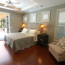 Traditional Bedroom by BASSO HOMES Inc