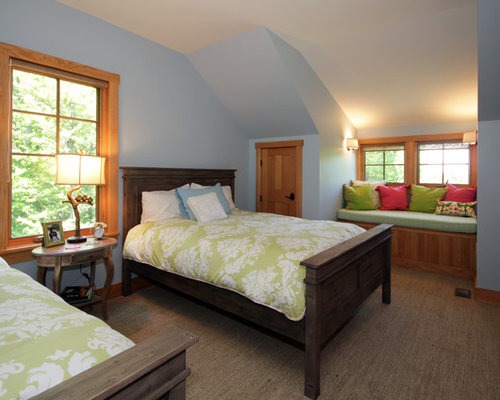 craftsman richmond bedroom design ideas remodels photos houzz