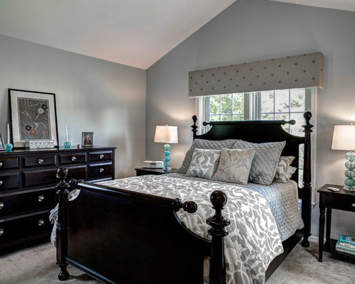 Gray Master Bedroom Ideas Pictures Remodel And Decor