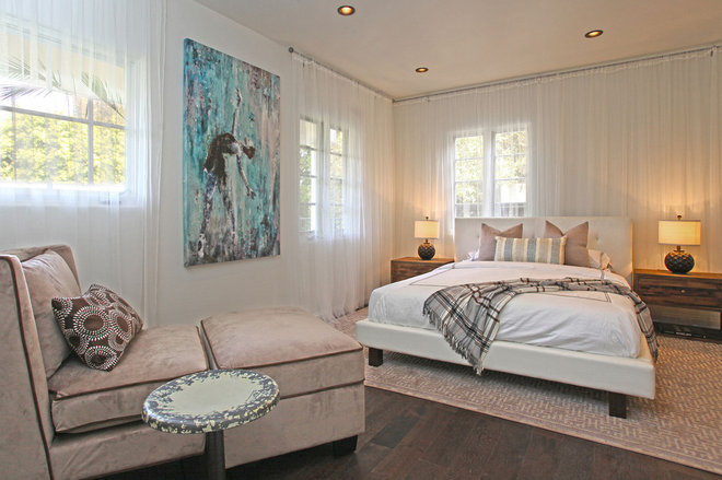 Contemporary Bedroom by Bowery Interior Architecture