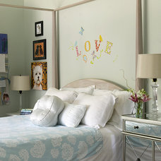 Eclectic Bedroom by Celia Bedilia