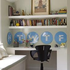 Eclectic Bedroom by Celia Bedilia
